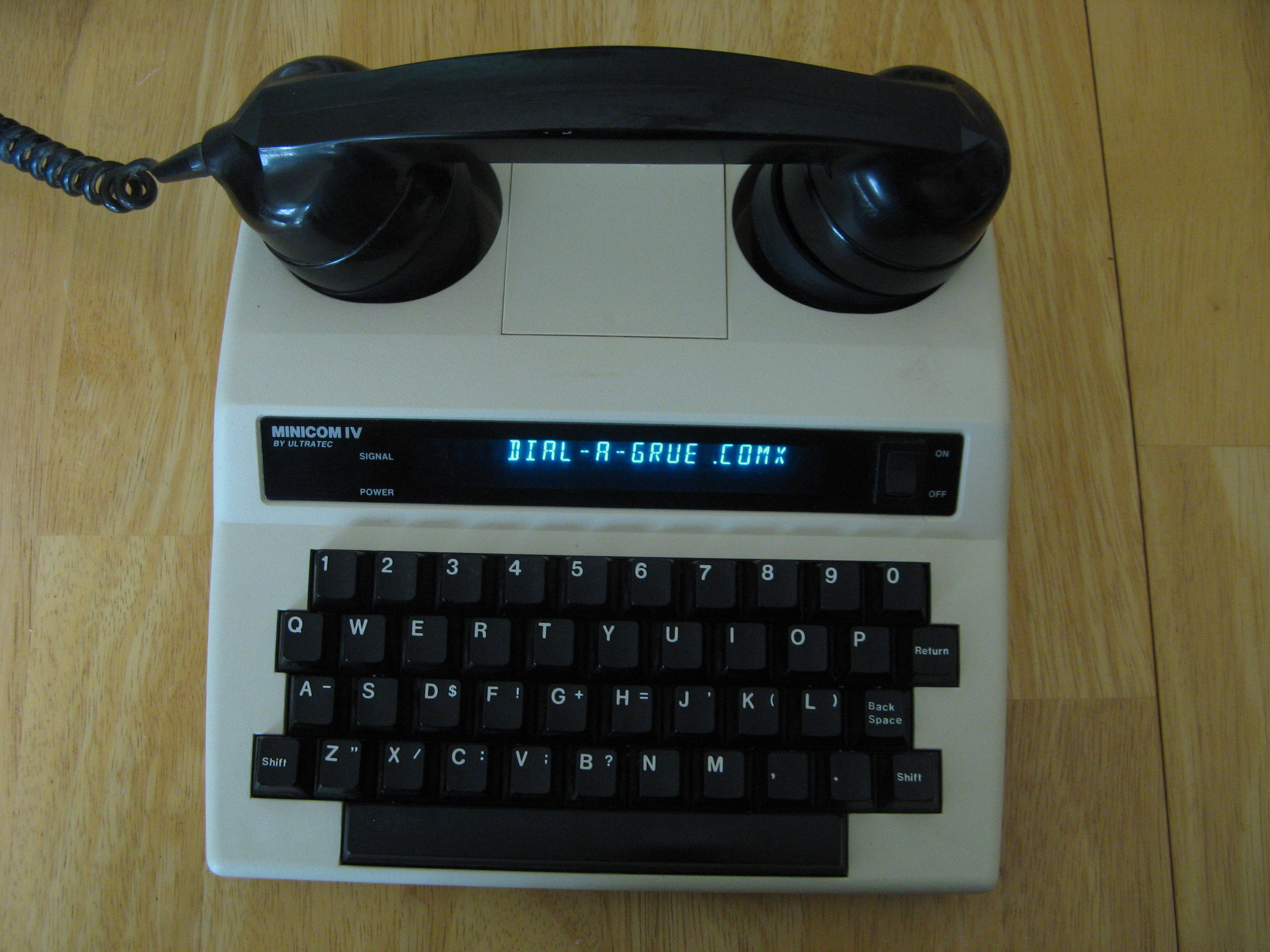 the tty � dialagrue